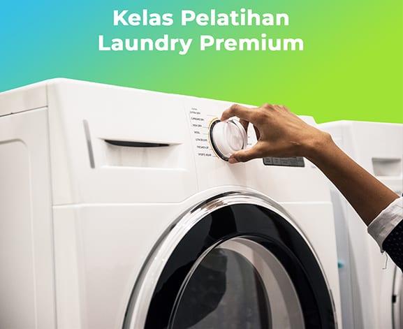 Kelas Pelatihan Laundry Profesional