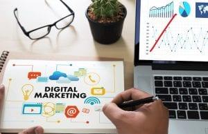 pelatihan laundry digital marketing