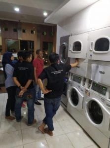 dry cleaning berbahaya