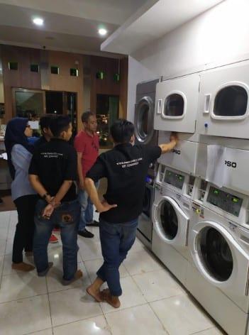 Dry Cleaning Laundry Berbahaya Me Laundry Training Centre