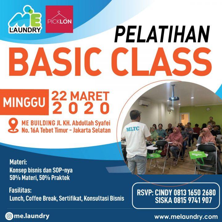 Pelatihan Basic Class